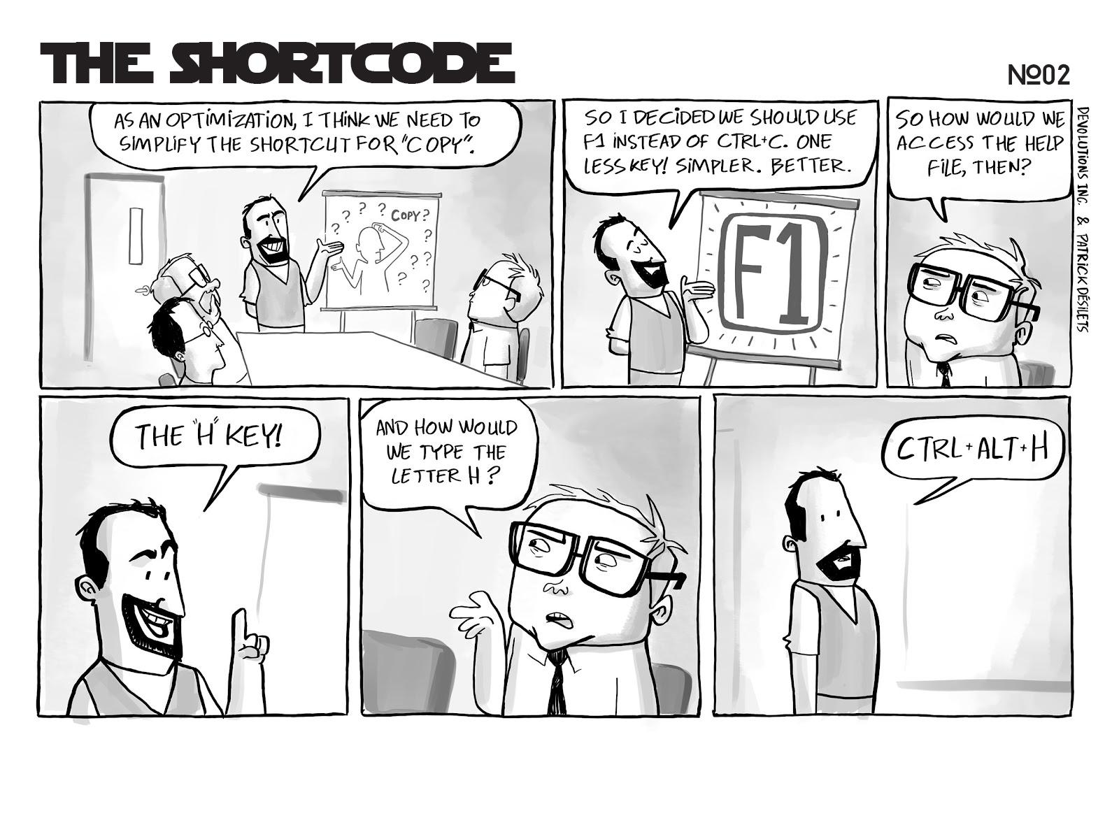 sysadminotaur-002-the-shortcode