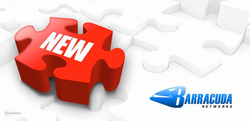 Barracuda NG Network SSL VPN Add-On for Remote Desktop manager