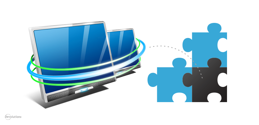 Over 160 Fully Integrated Tools for Remote Desktop Manager