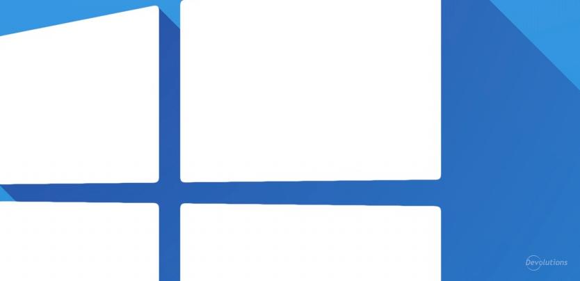 Edit Host File in Remote Desktop Manager