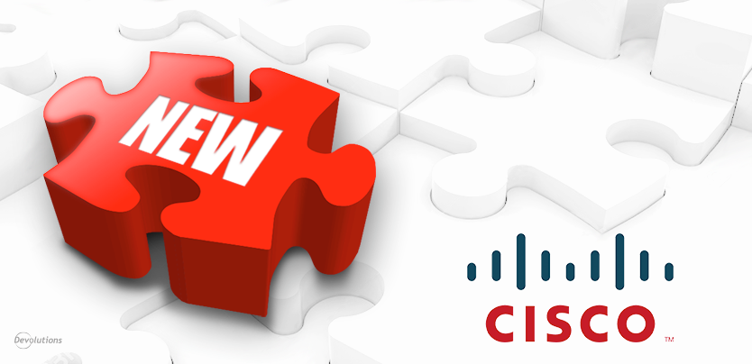 Cisco ASDM Launcher Add-On for Remote Desktop Manager