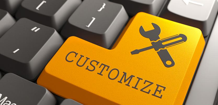 Remote Desktop Manager UI Customization
