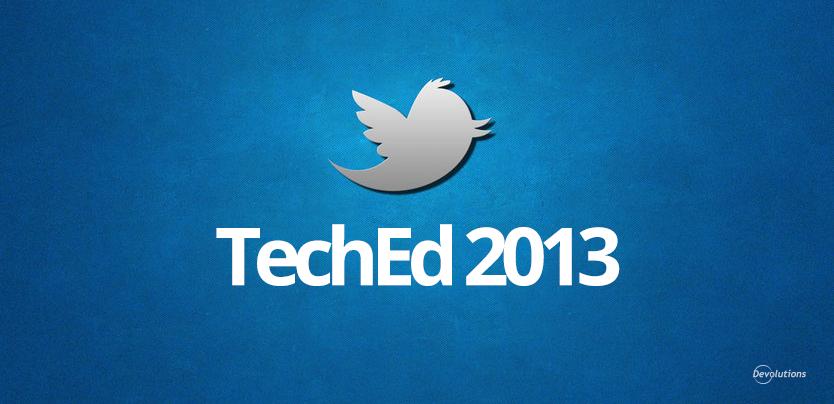TechEd 2013 - Devolutions