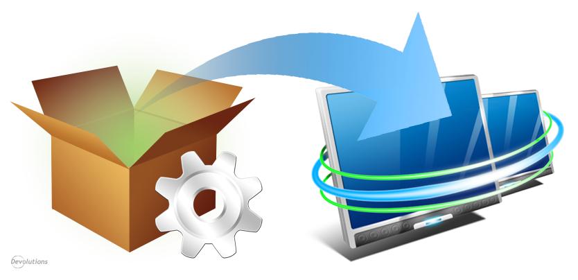 Devolutions Custom Installer - Remote Desktop Manager