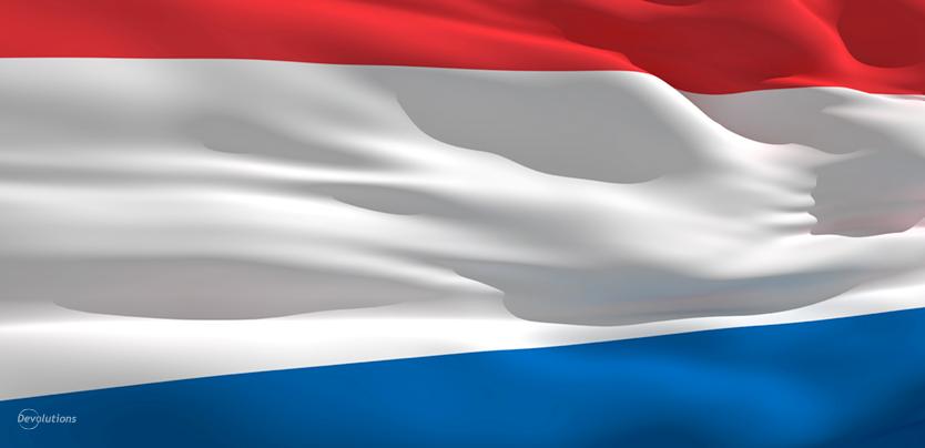 Remote Desktop Manager in Dutch