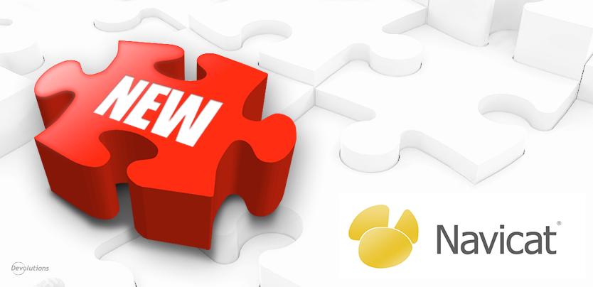 Navicat - Remote Desktop Manager New Add-On