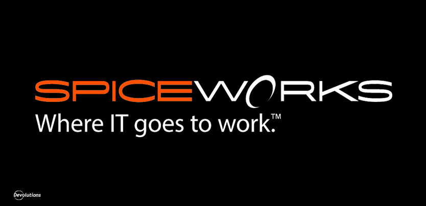 Devolutions Joins SpiceWorks Community