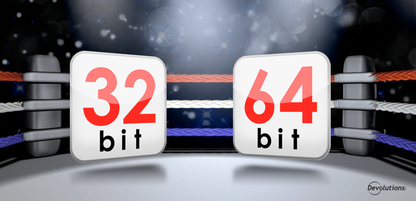 The Difference Between A 32-Bit and 64-Bit Operating System