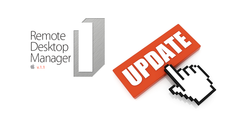 New Integration/New Functionality: Take a look at the Updates of Remote Desktop Manager for Mac
