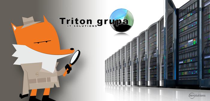 Case Study: Triton grupa d.o.o.