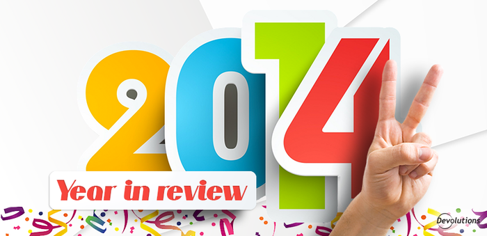 2014 year in Review: Part 2