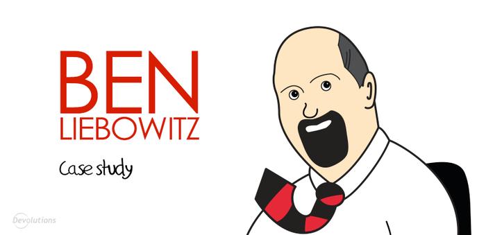Case Study: Ben Liebowitz, System Engineer