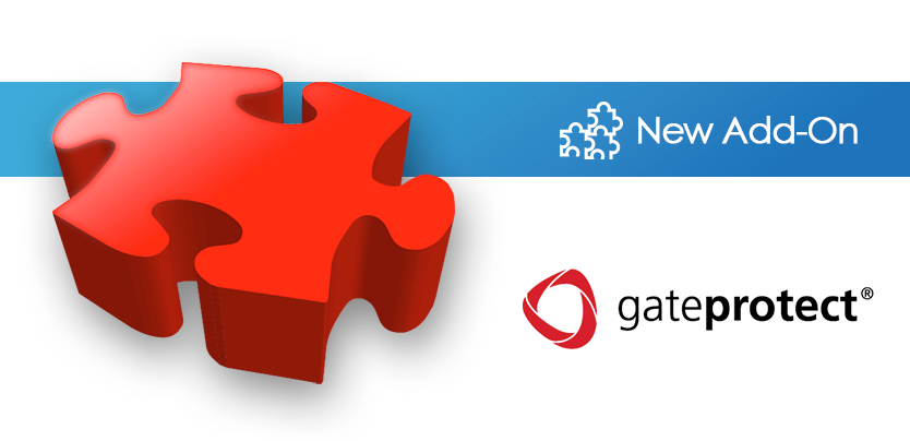 New Goodie: Gateprotect Firewall Administration Add-on!