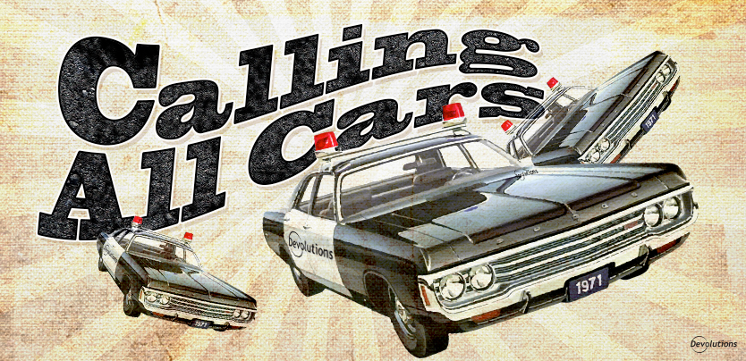 Calliing All Cars by Devolutions