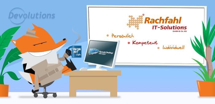Case Study:  Rachfahl IT-Solutions GmbH & Co. KG