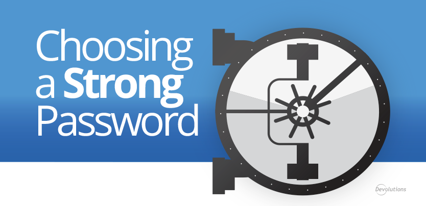 Is your password STRONG enough?