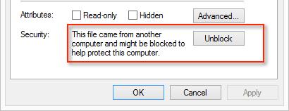 blockedfile