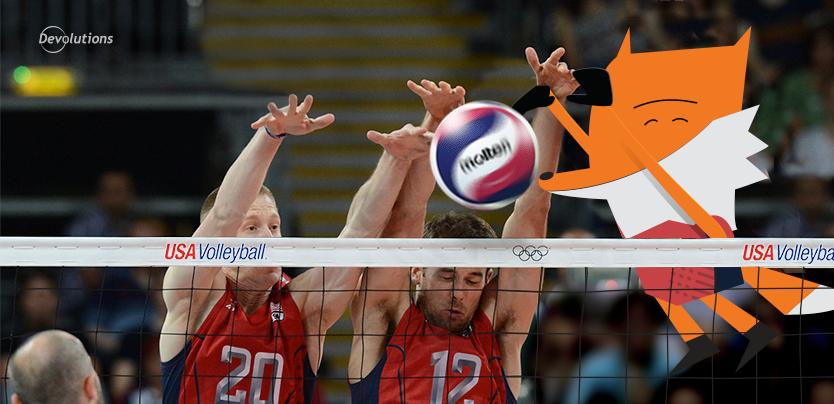 Case Study: USA Volleyball