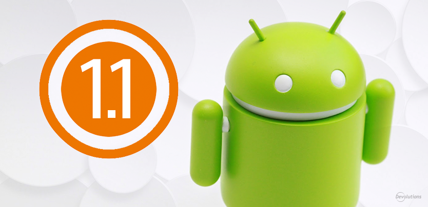 NEW UPDATE: Remote Desktop Manager for Android 1.1