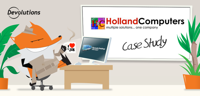 Holland Computers Case Study, Devolutions