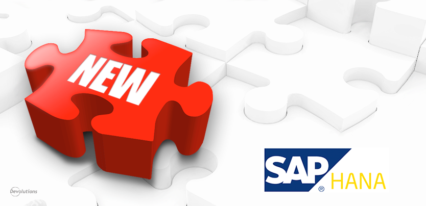 Meet Our Latest Add-On: SAP HANA Studio!