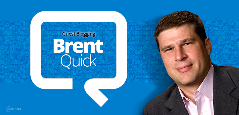 Brent Quick IT Consultant Devolutions Server