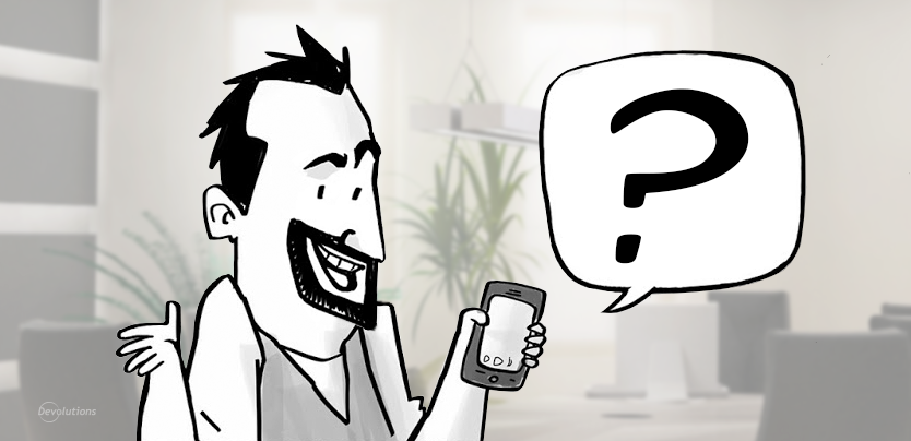 Devolutions Poll - Add In Mobile -