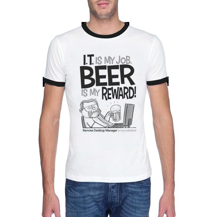 t-shirt-sysdamin-on