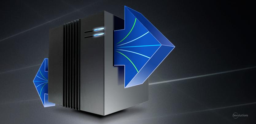 Remote Desktop Manager 12 Sneak Peek: Devolutions Proxy