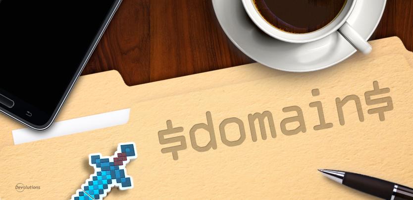 RemoteDesktopManager-Inherit-Variable-Domains