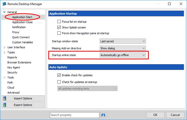 How to Use Remote Desktop Manager Offline Mode - The Devolutions Blog