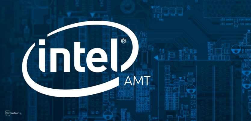 Intel-AMT-Integrated-RemoteDesktopManager