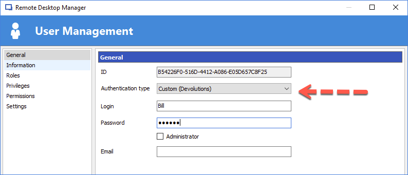 RDM-Custom-authentication