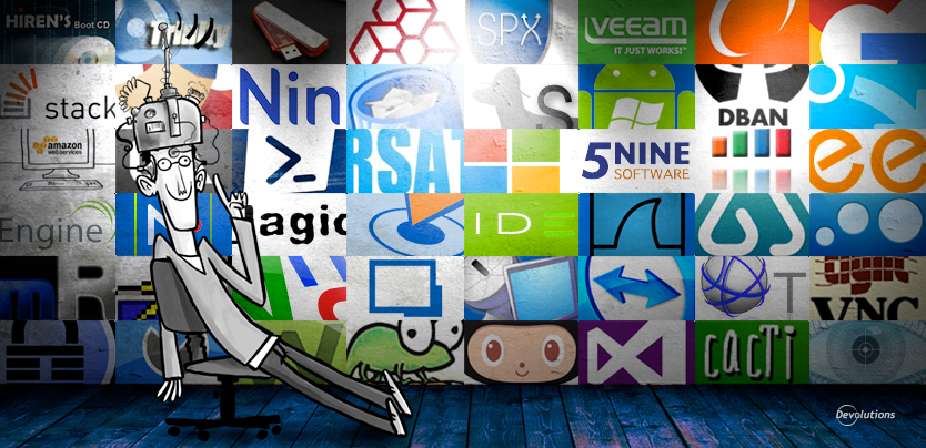 50+ Must-Have IT Tools –  IT Pros Have Spoken!