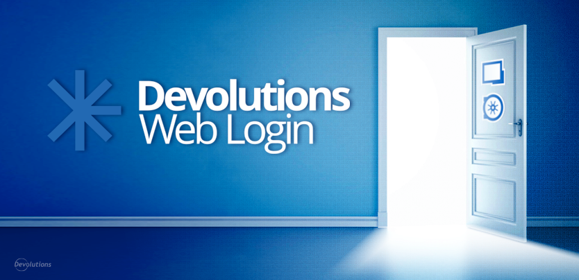 New Browser Extension: Introducing Devolutions Web Login