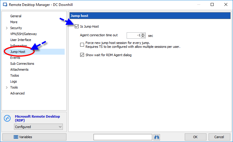Jump Host now Integrated in Remote Desktop Manager 12 - The