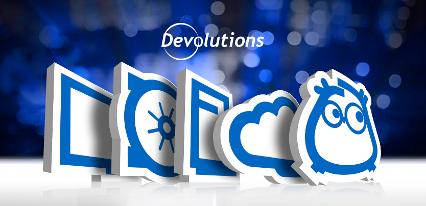 Overview of Devolutions' Products