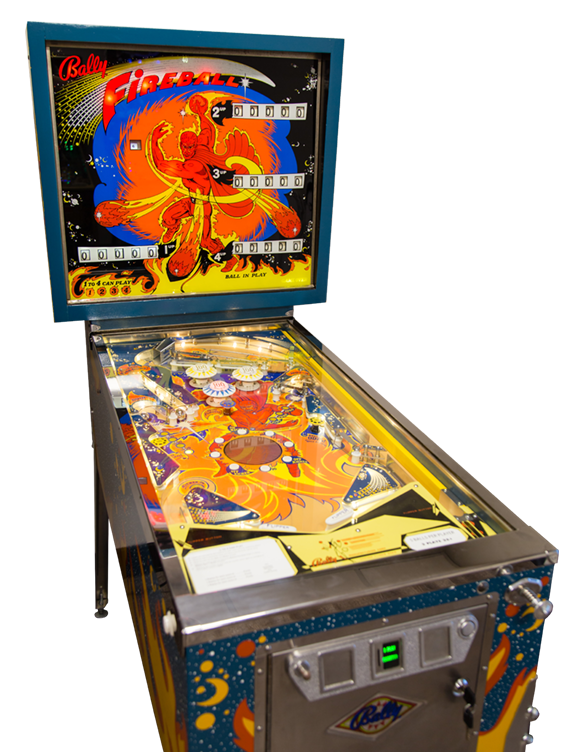 Devolutions Pinball Bally Fireball