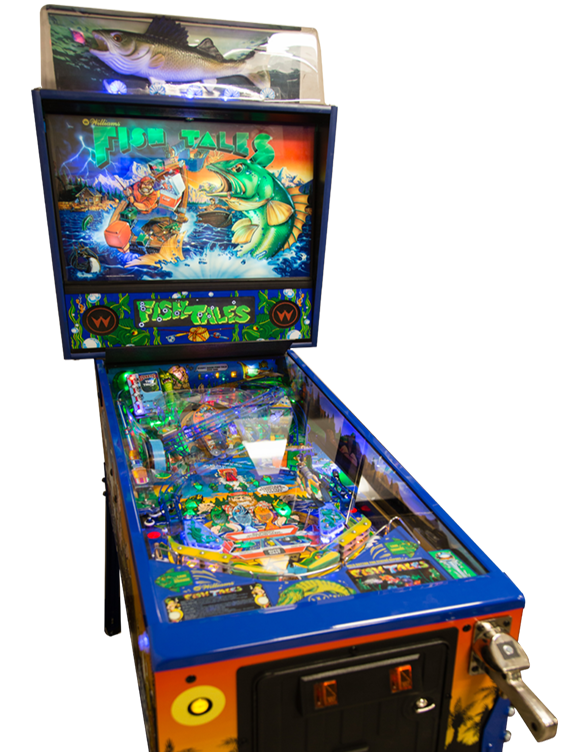 Devolutions Pinball FishTales