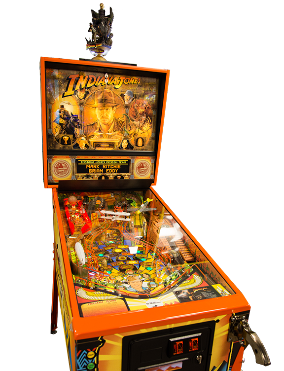 Devolutions Pinball Indiana Jones
