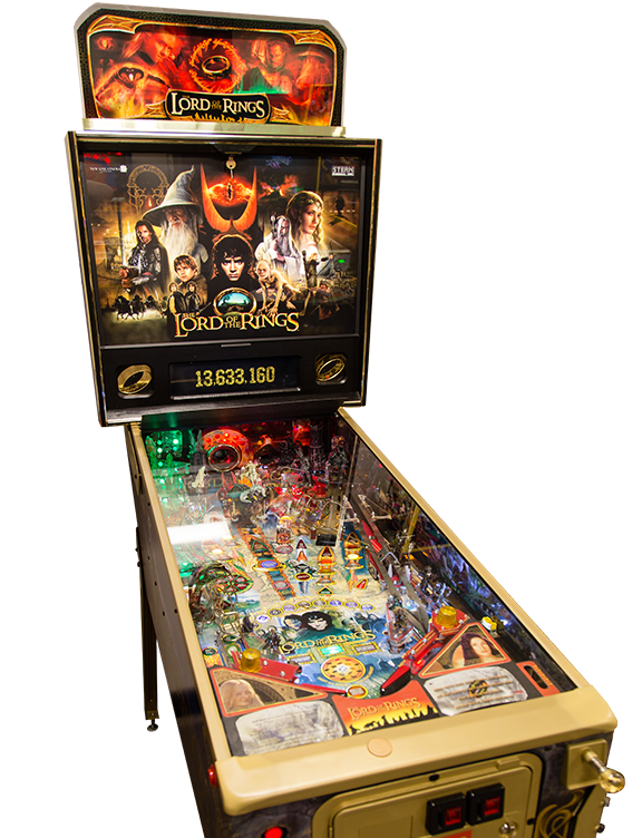Devolutions Pinball Lord of the Ring