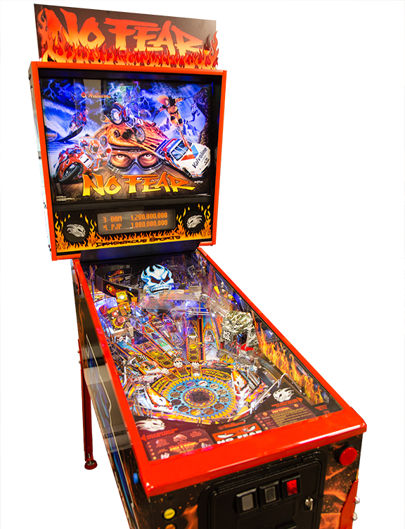 Devolutions Pinball No Fear
