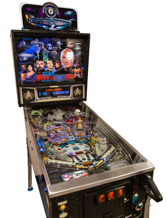 Devolutions-Pinball Star Trek Next Generation