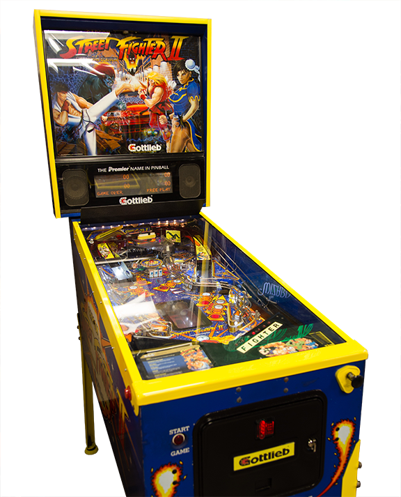 Devolutions Pinball Street Fighter II