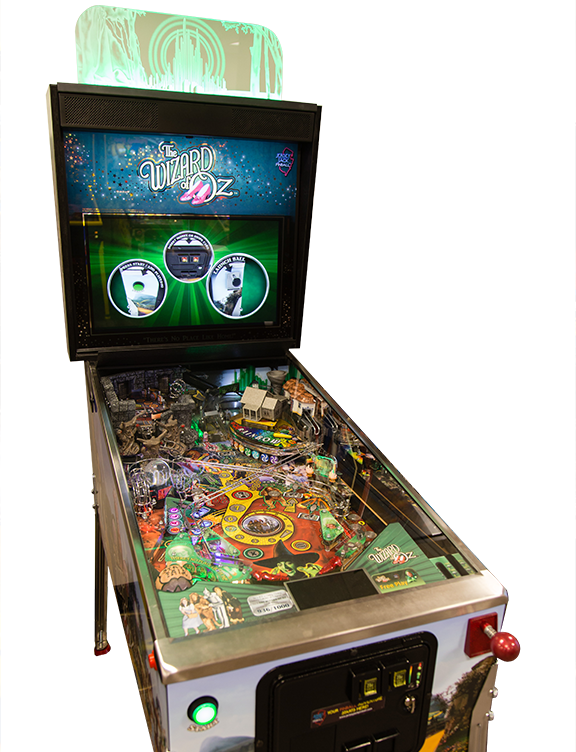 Devolutions Pinball The Wizard of Oz