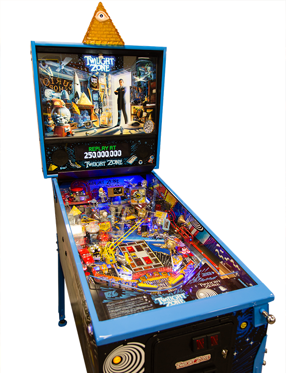 Devolutions Pinball Twilight Zone