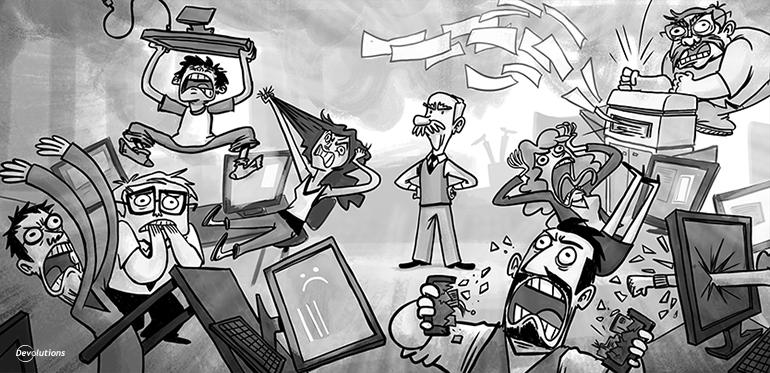 Sysadminotaur #61 : The Sysadmin Paradox