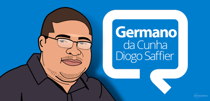 [Case Study] Germano da Cunha Diogo Saffier Chose Remote Desktop Manager To Improve Passwords And Credentials Security