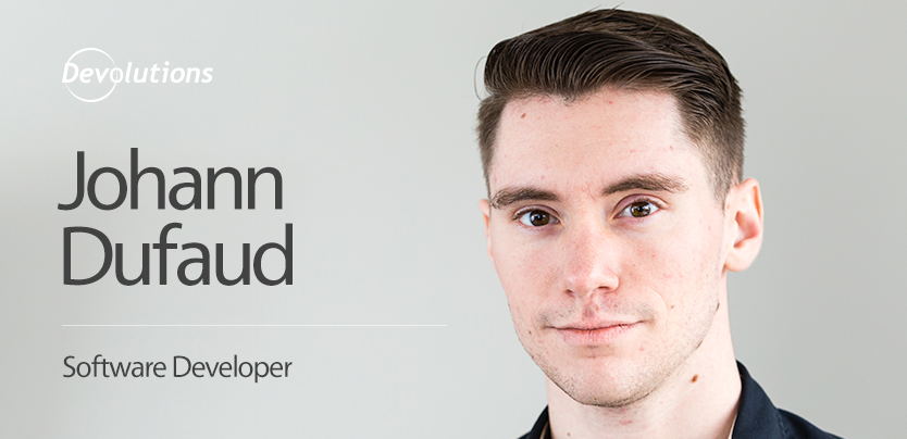 New Employee Spotlight: Johann Dufaud, Android Developer