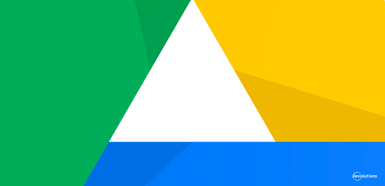 Google Drive Integration Remote Desktop Manager 13 New Feature